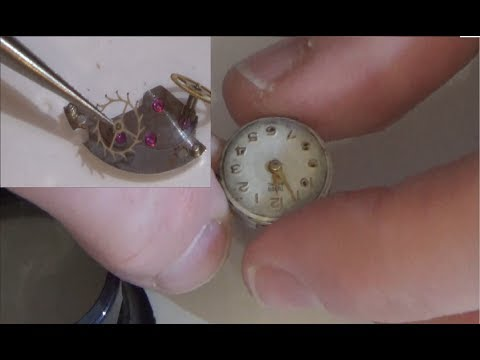 Trying to FIX a Faulty TUDOR (Rolex) Mechanical WATCH