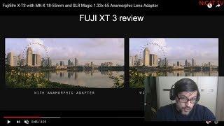 FUJI XT 3  kamerasi Azerbaycanda ilk video testler