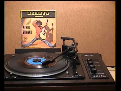 Afric Simone -- Ramaya (1975)