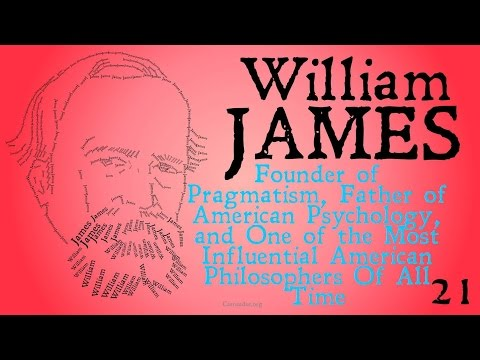 Who Was William James? (Famous Philosophers)