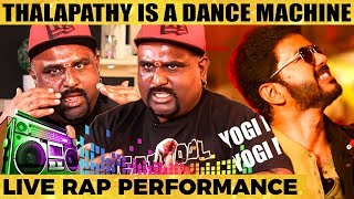 Yogi B's Rap Journey From Madai Thiranthu to Surviva!! | MY