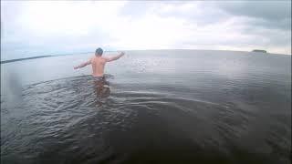 Отдых на Рыбинском водохранилище)