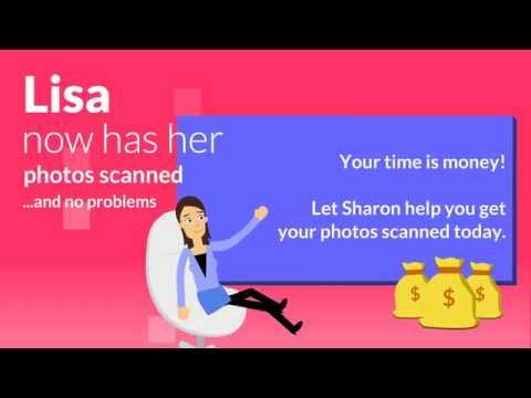 Shoebox Photo Scans LLC service   Kansas City