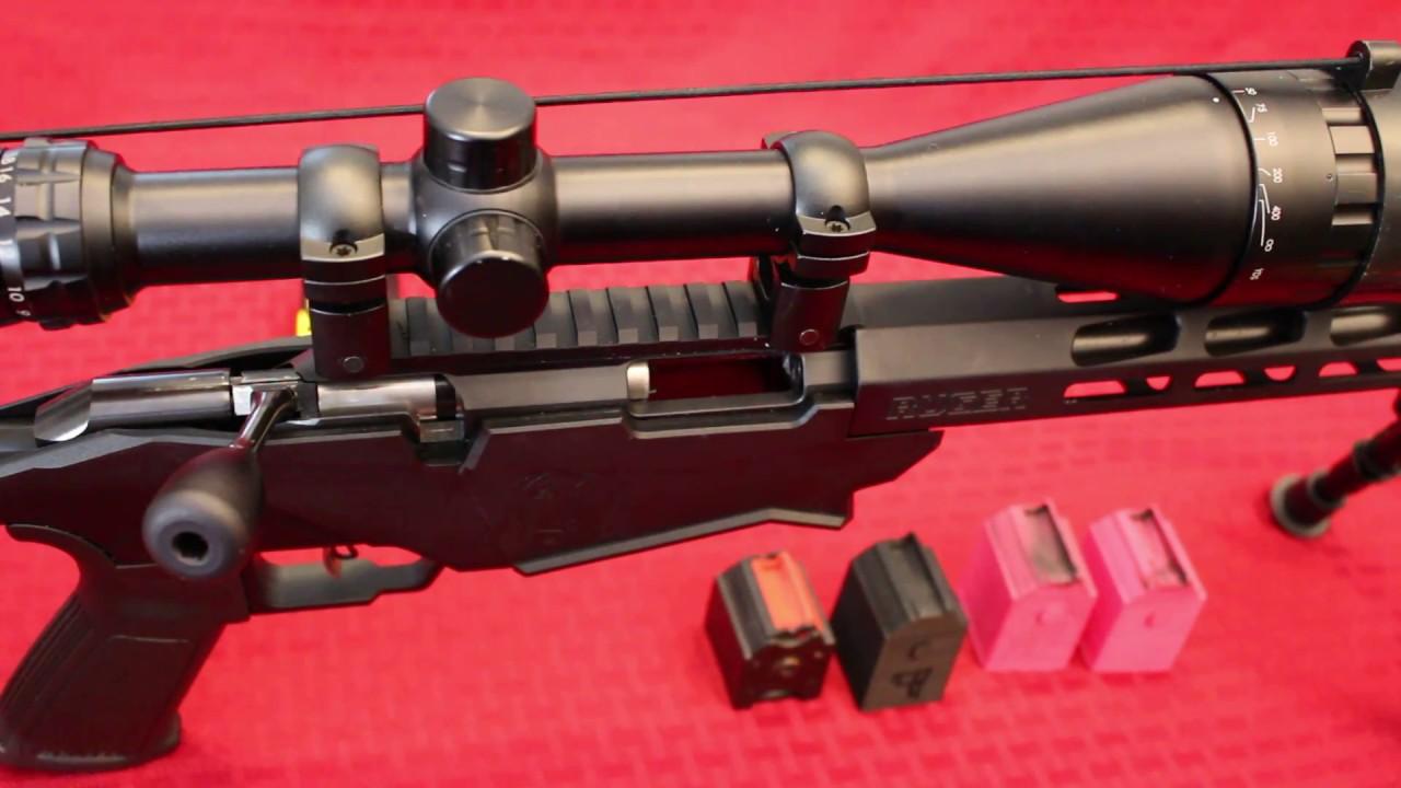 Ruger Precision Rimfire | Sniper's Hide Forum