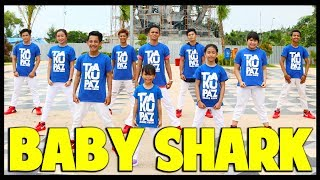 BABY SHARK DANCE CHALLENGE - DJ BABY SHARK REMIX - CHOREOGRAPHY BY MATT STEFFANINA