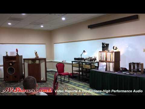 Classic Audio Loudspeakers, T1 5, Hartsfield, Purist Audio Design, Atma Sphere, Tri Planar
