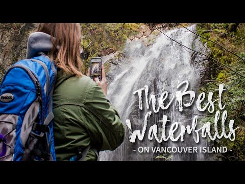 Vancouver Island Secret Waterfall! (and My Other Favourites)