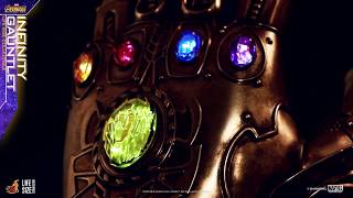 Hot Toys Marvel《復仇者聯盟3: 無限之戰》第一浪必搶珍藏 Infinity Gauntlet