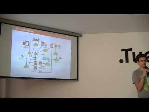 Madrid DevOps Junio 2015; Arquitectura y DevOps en Ticketea
