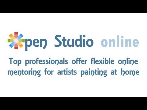 Open Studio Online  - a fine art mentoring service