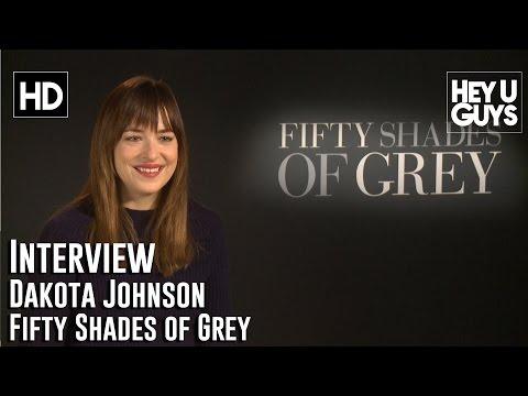Dakota Johnson Interview - Fifty Shades of Grey