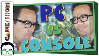 PC vs Console: Why the Hate? | Game/Show | PBS Digital Studios
