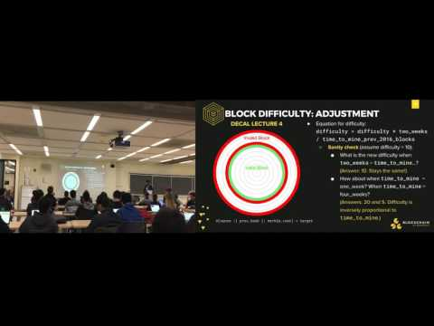 Lecture 5: Cryptocurrency Mining: Proof-of-Work Consensus