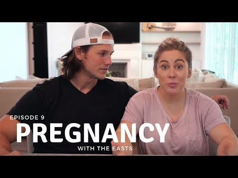 Our First Ultrasound... Are We Having Twins?! | The East Family