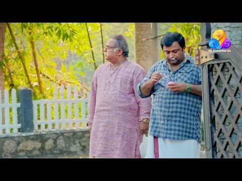 Uppum Mulakum March 18,2019 Flowers TV Comedy Programme