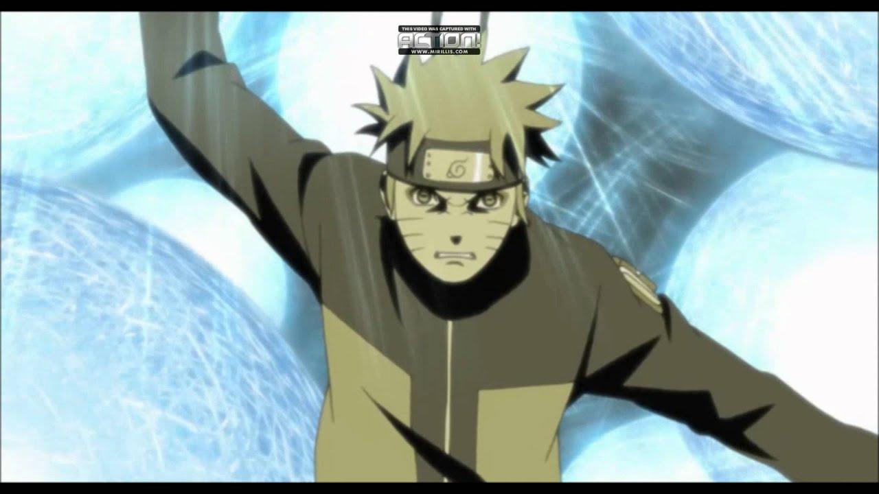 Naruto Senpo Cho Odama Rasen Tarengan