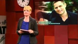 SVT Debatt: Cissi Wallin vs Rickard Olsson