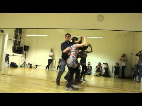 Inappropriate Swing Dance Moves London (Body Roll Swingout, Stanky Leg, the Katja + More)
