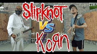 Slipknot vs Korn (King of Nu Metal: Episode 6)