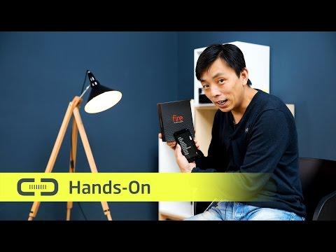 Amazon Fire Phone im Hands-On | deutsch