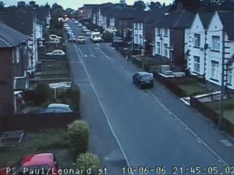 Bolton shooting - CCTV