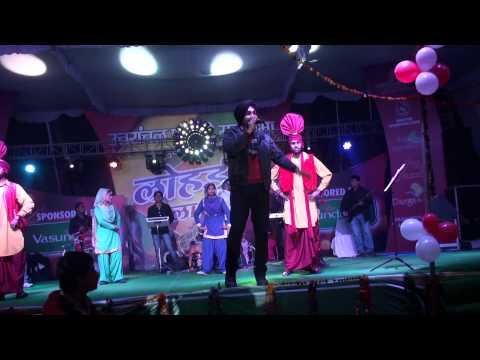 Dhai Lakh Di: Jassi Jasraj Live