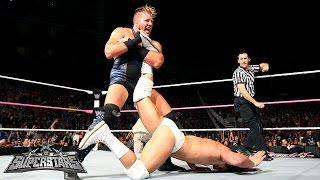 Jack Swagger vs. Bo Dallas: WWE Superstars, October 23, 2014