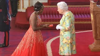 Queen's Young Leaders Award Ceremony 2018
