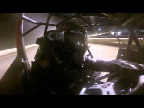 mike walter II, in car cam @ selinsgrove speedway