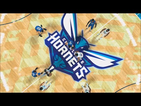 NBA 2K18 - Charlotte Hornets vs Orlando Magic - Gameplay (PS4 HD) [1080p60FPS]