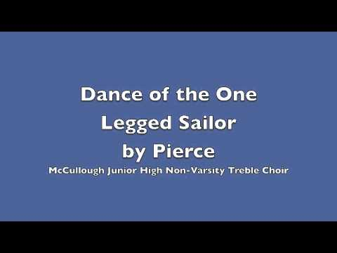 Dance of the One-Legged Sailor by Pierce