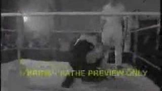 Pathe News Women's Wrestling