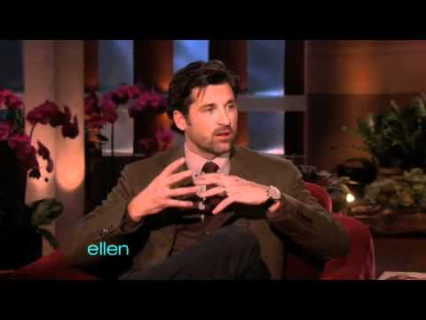 Patrick Dempsey is Rescuing Animals