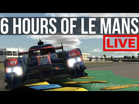 IRacing - 6 Hours Of Being Carried By Bailey | ELMS @ Le Mans