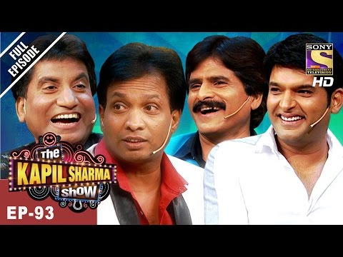 The Kapil Sharma Show - दी कपिल शर्मा शो-Ep-93-Stand Up Comedians In Kapil's Show - 26th Mar 2017