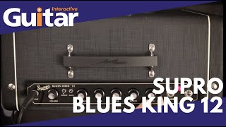Supro Blues King 12 | Review