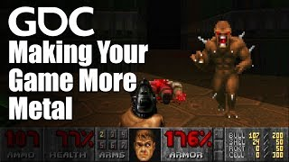 Force and Fire: Making Your Game More Metal