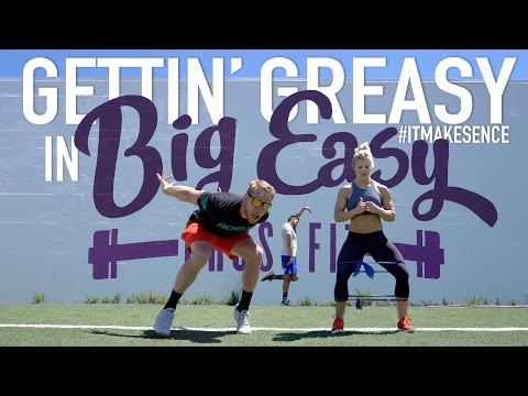 Brooke Ence - Gettin' Greasy in Big Easy