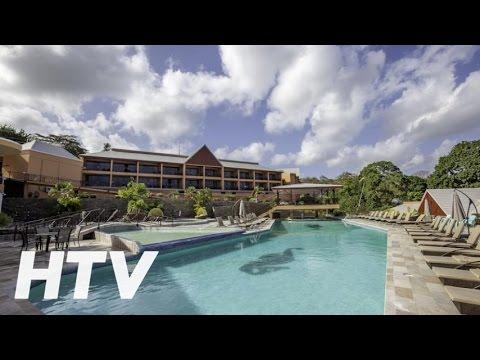Le Grand Courlan Spa Resort, Hotel en Scarborough, Trinidad y Tobago
