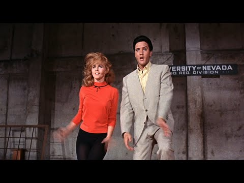 Ann-Margret hot dance with Elvis Presley in Viva Las Vegas (4K) Mp3