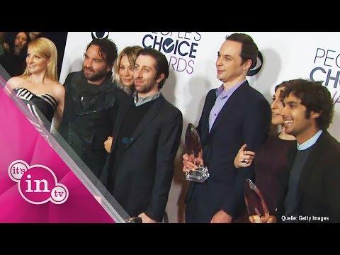 """""""The Big Bang Theory"""": Das sind die echten Partner der Darsteller!"""