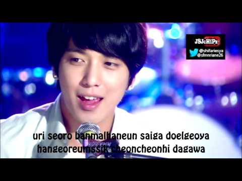 CNBLUE Jung Yonghwa - For the First-Time Lover (Banmal Song) Vocal Only