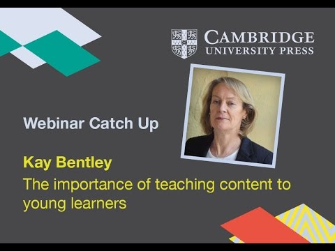 The Importance of Teaching Content to Young Learners