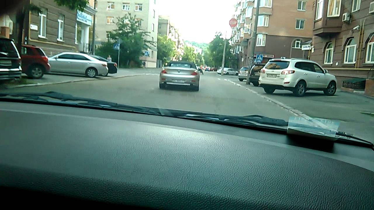 BMW 645 in Kiev, Ukraine | БМВ 645 в Киеве, Украина