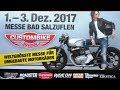 Best of Custombike Show 2017 Bad Salzuflen großer Rundgang Customizer Chopper Best Custom Motorcycle