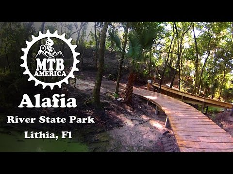 "Alafia River State Park Mountain Bike Trail ""Complete"" - Mountain Biking in Florida - MTB America"