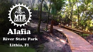 Alafia River State Park Mountain Bike Trail