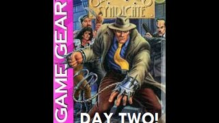 The 12 Days of PainMas Year Three - Day Two - Chicago Syndicate (Game Gear - 1995)