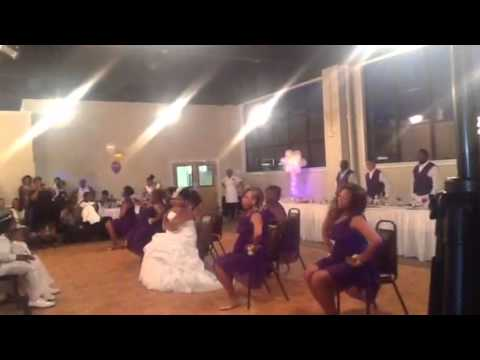 Mark and Shernolody Wedding