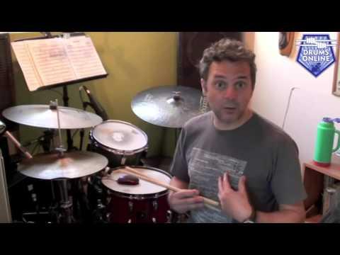 Drumsonline #3 | Fernando Martinez | Clases Tutoriales